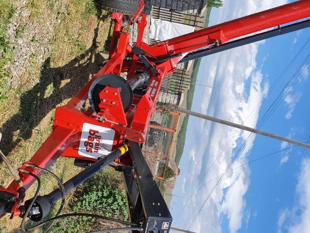 Extractor cereale pentru Silobag-Ex bag