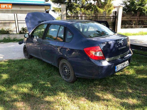 Renault THALIA SYMBOL 1.5DCI на части