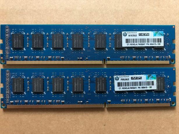 Memorie PC Nanya DDR3 1600, 8 GB (2 x 4 GB), NT4GC64B8HG0NF-DI
