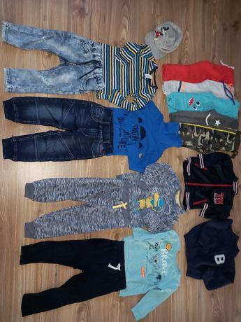 Lot loturi haine baiat  86 92