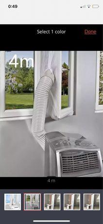 Уплътнител за прозорци за мобилен климатик