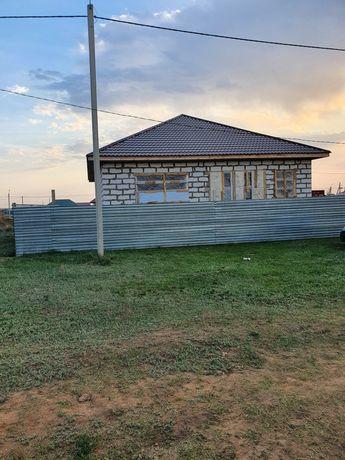 Продам или обмен недостроенный дом, посёлок:Каражар
