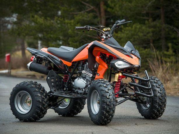 ATV Honda 150cc Akp Carbon Street + IMPORT GERMANIA