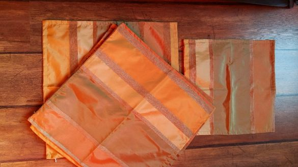 Калъфки за декоративни възглавници 50/50 см. от тафта