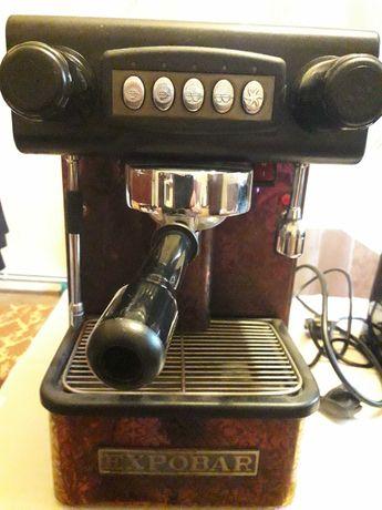 Expresor cafea + râsnita + sertar pentru resturi de cafea