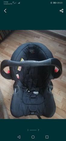 Scoică auto transport bebeluși