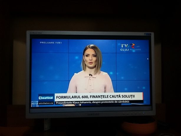 Monitor LCD cu leduri