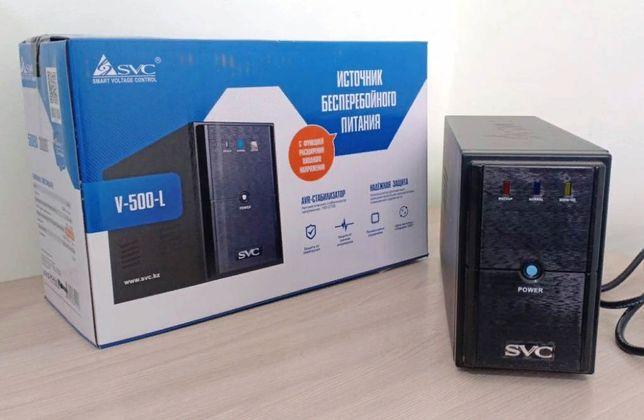 Источник бесперебойного питания SVC V-500-L (новый)