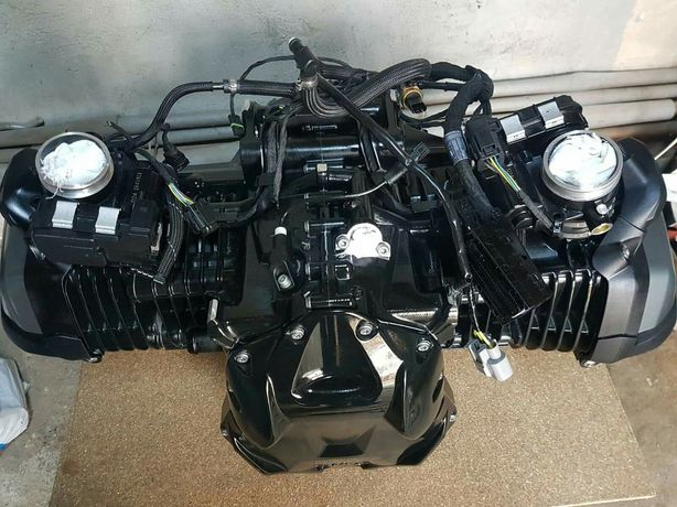 Motor BMW GS 1200R