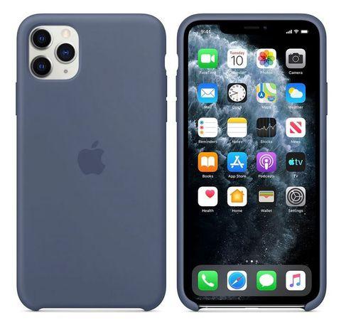 Husa  NOUĂ protectie originala Apple pt. iPhone 11 Pro Max, silicon