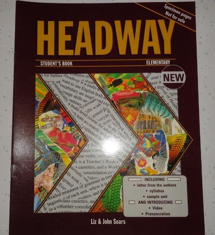 Headway нови учебници и тетрадки за всички нива