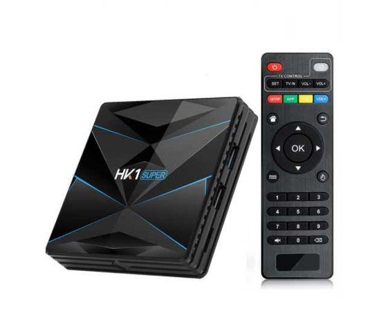 Android TV Box HK1 Super 2GB/16GB,4GB/32GB, Приставка Smart TV