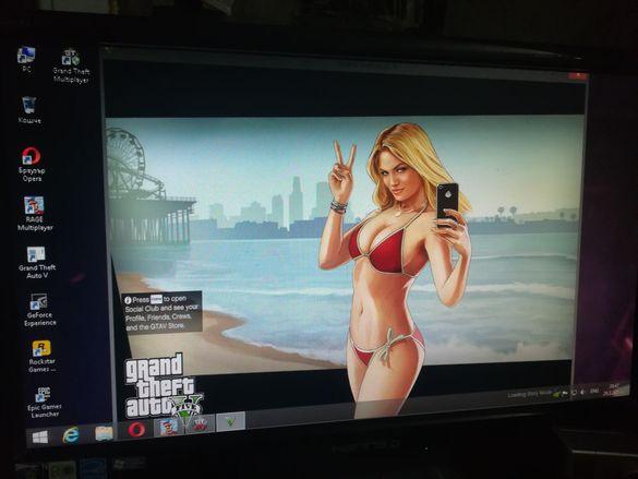 Asus Pc Nvidia GTA5