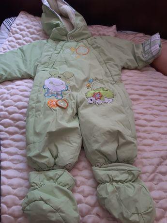 Космонавт, грейка и детско яке.
