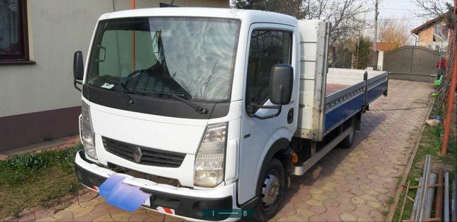 Transport marfa autoplatforma 6m