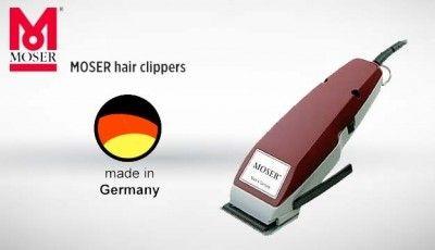 Masina de tuns Moser Hair Clipper 1400 Red
