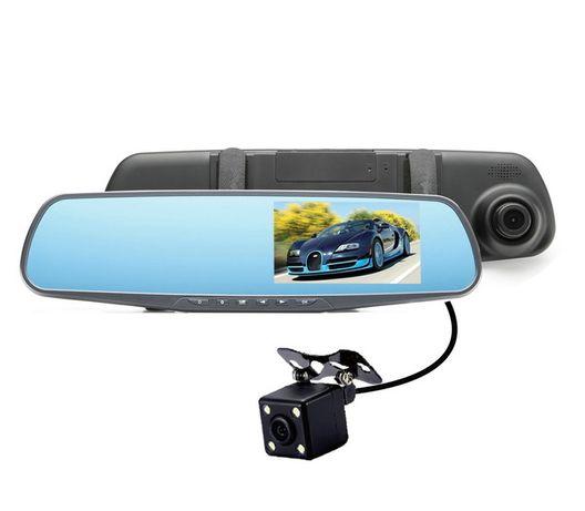 Акция!!!Зеркало- видеорегистратор с камерой заднего вида!