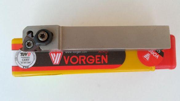 стругарски нож за външна резба и борщанги за вътрешна резба vorgen