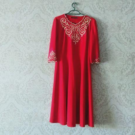Срочно срочно продам казахском стилный платье