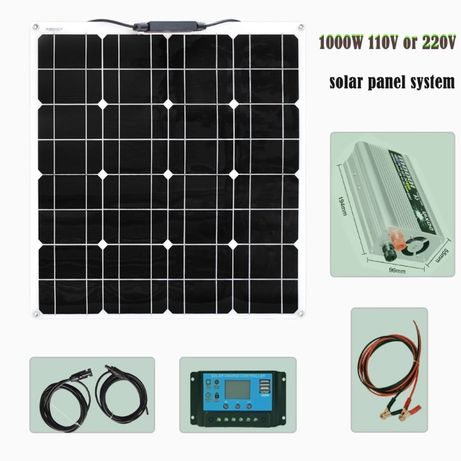 Соларни Фотоволтаични Панели, Слънчев Солар Панели от 5W до 265W конт