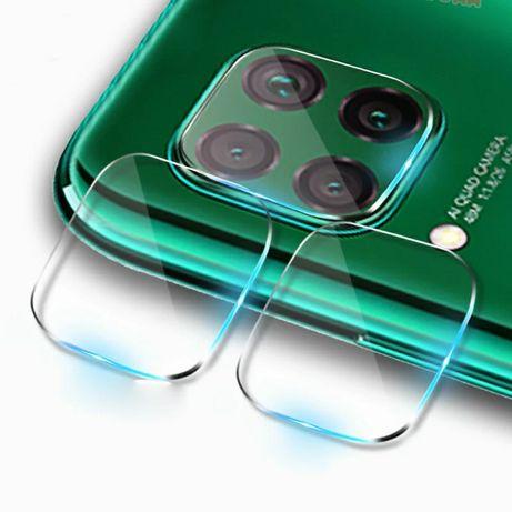 Стъклен протектор за камера за Huawei P40 Lite / P40 Pro