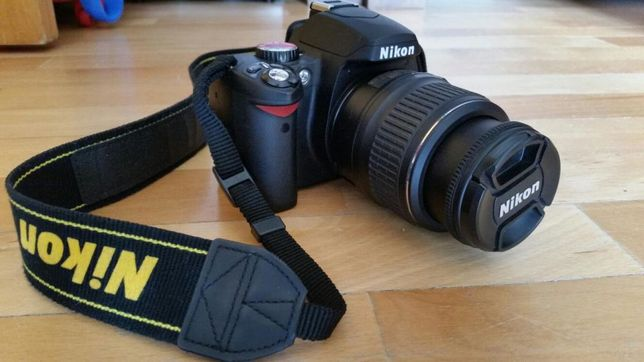 Aparat foto Nikon D60