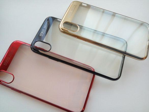 Силиконое гръб Remax Creatice case Coat за Apple iPhone X, iPhone XS