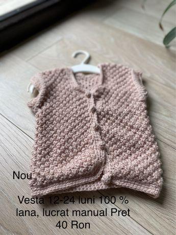 Vand haine lana si incaltaminte copii