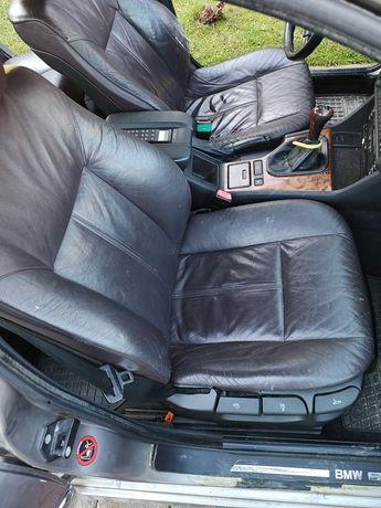 Interior scaune BMW E39  seria 5  nfl cu încălzire