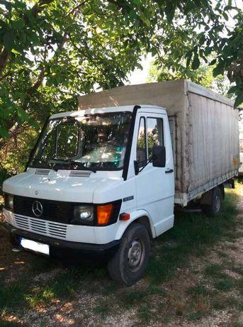 транспортни услуги със закрито камионче