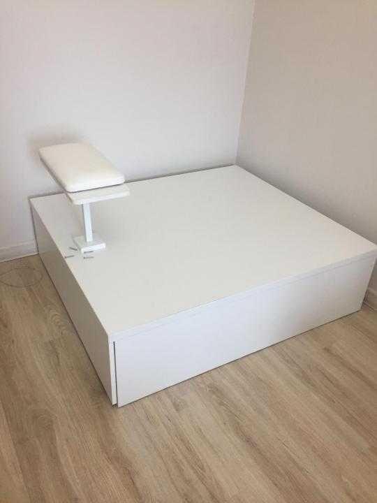 Подиум для педикюрного кресла