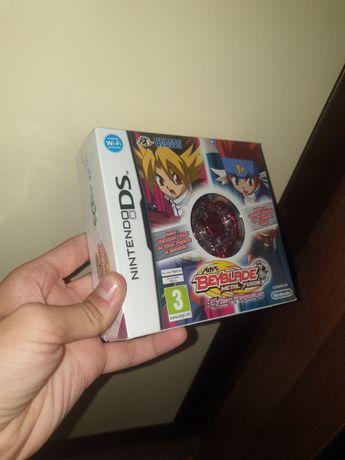 Beyblade Metal Fusion Nintendo DS sigilat