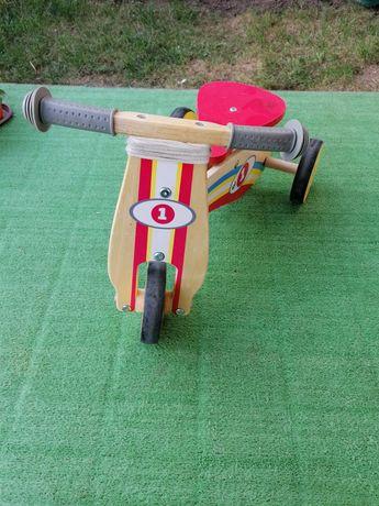 Tricicleta din lemn pt copii