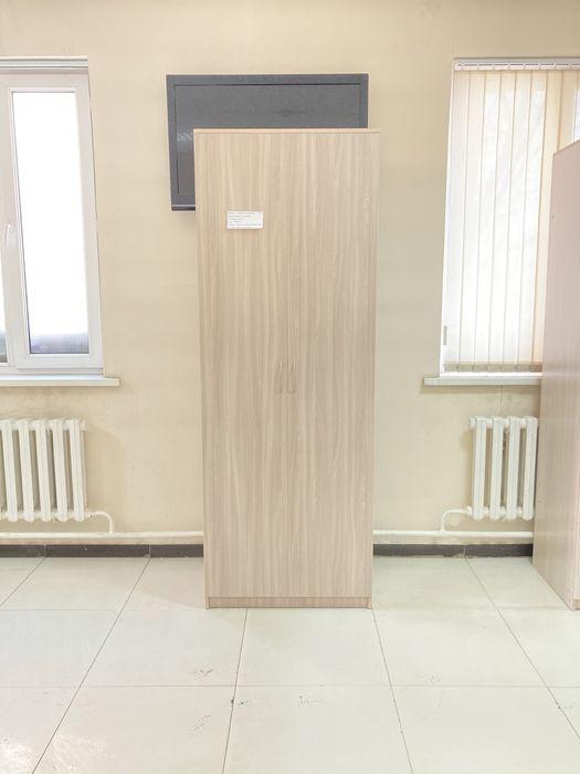 Новый шкаф 2х дверный Доставка сборка бесплатно Нур-Султан (Астана) - изображение 1