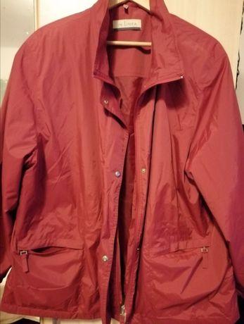 Jachetă dama grena,cu închidere dubla,buzunare interioar/exterior