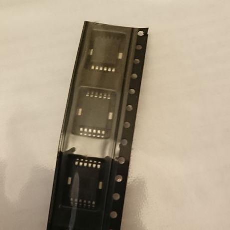 Микросхема BTS 5242-2L для блока комфорта Lada