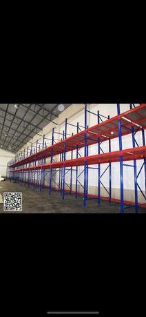 Rafturi metalice industriale 2437x29762