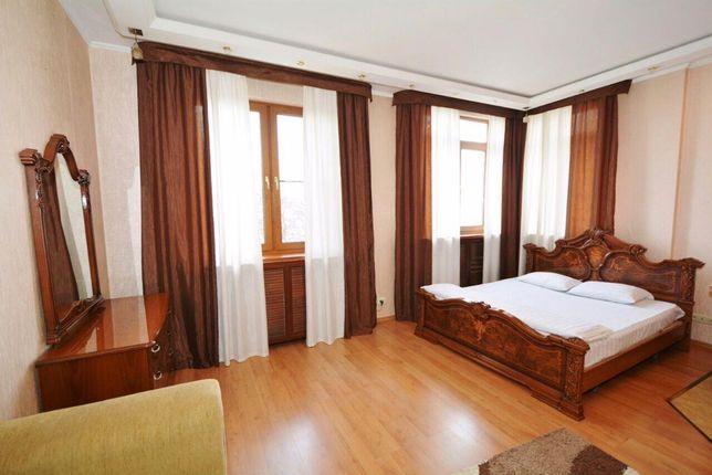 3 комнатная квартира  со всеми удобствами в центре города шикарная