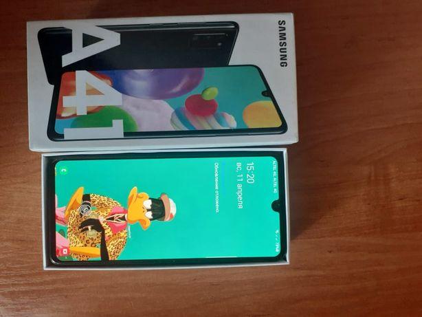 Samsung A41 был куплен 2 месяца назад