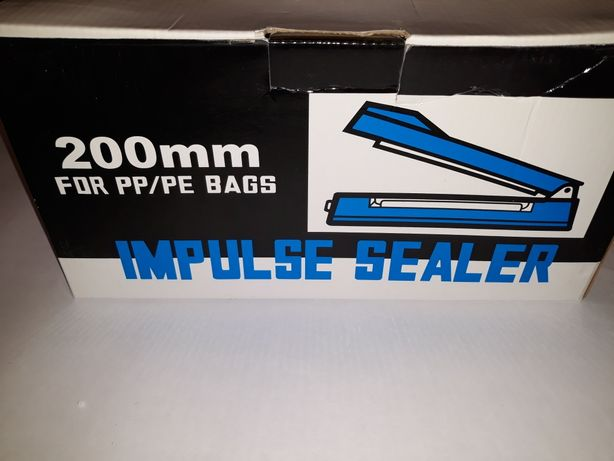 Aparat de Lipit Pfs200, Sigilat Termic, Pungi de Plastic, 20 Cm