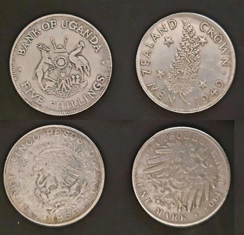 Плакети, имитационни монети, жетони