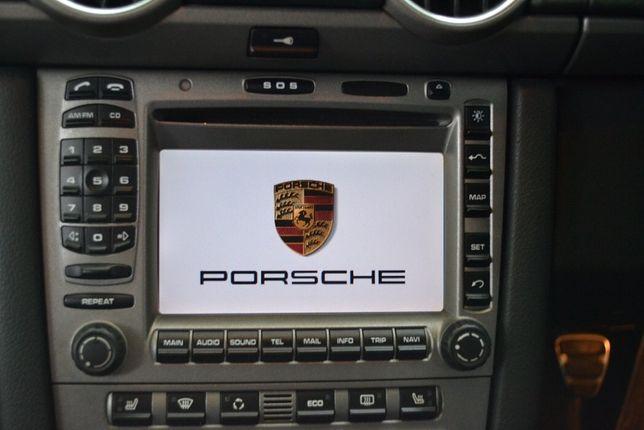 PORSCHE DVD HARTI NAVI 2018 Cayenne Boxter Cayman 911 PCM 2.1 Ro+Eu