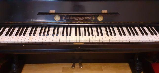 Pianina Gerstenberger Liegnitz de colecție