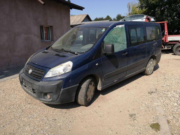 Dezmemrbez Fiat Scudo 2009 2.0 HDI cod RHK 120CP 9 locuri