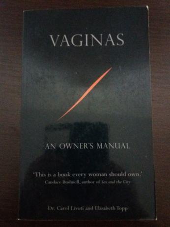 "Vând carte ""Vaginas An Owners Manual"""