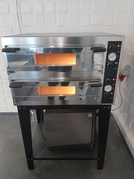 Cuptor pizza ITALIA NOU capacitate 4+4 pizza, electric, diam 35 cm