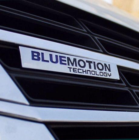 GPS BlueMotion 4motion sticker logo Passat Amarok T roc Tiguan Touareg