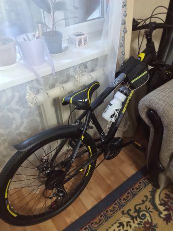 Велосипед скоростной новый, кресло раскладываеться как кровать.