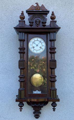 Стенен часовник Friedrich Mauthe от нач. на ХХ в.