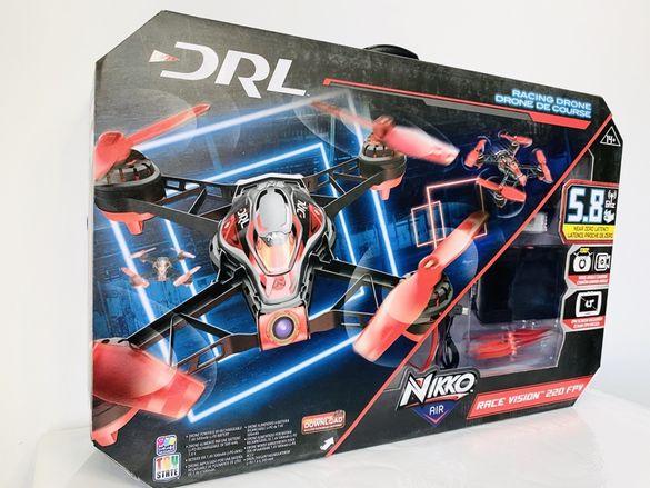 Дрон Nikko Race Vision 220 FPV Pro НОВ!